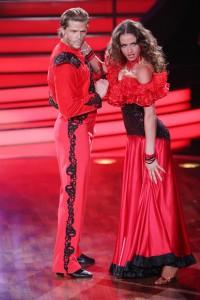 Екатерина Леонова и Пауль Янке
