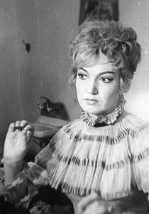 Актриса Дина Солдатова, мама Любови Руденко