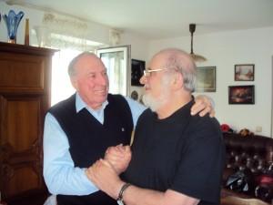 Зиновий Сагалов и Сергей Юрский